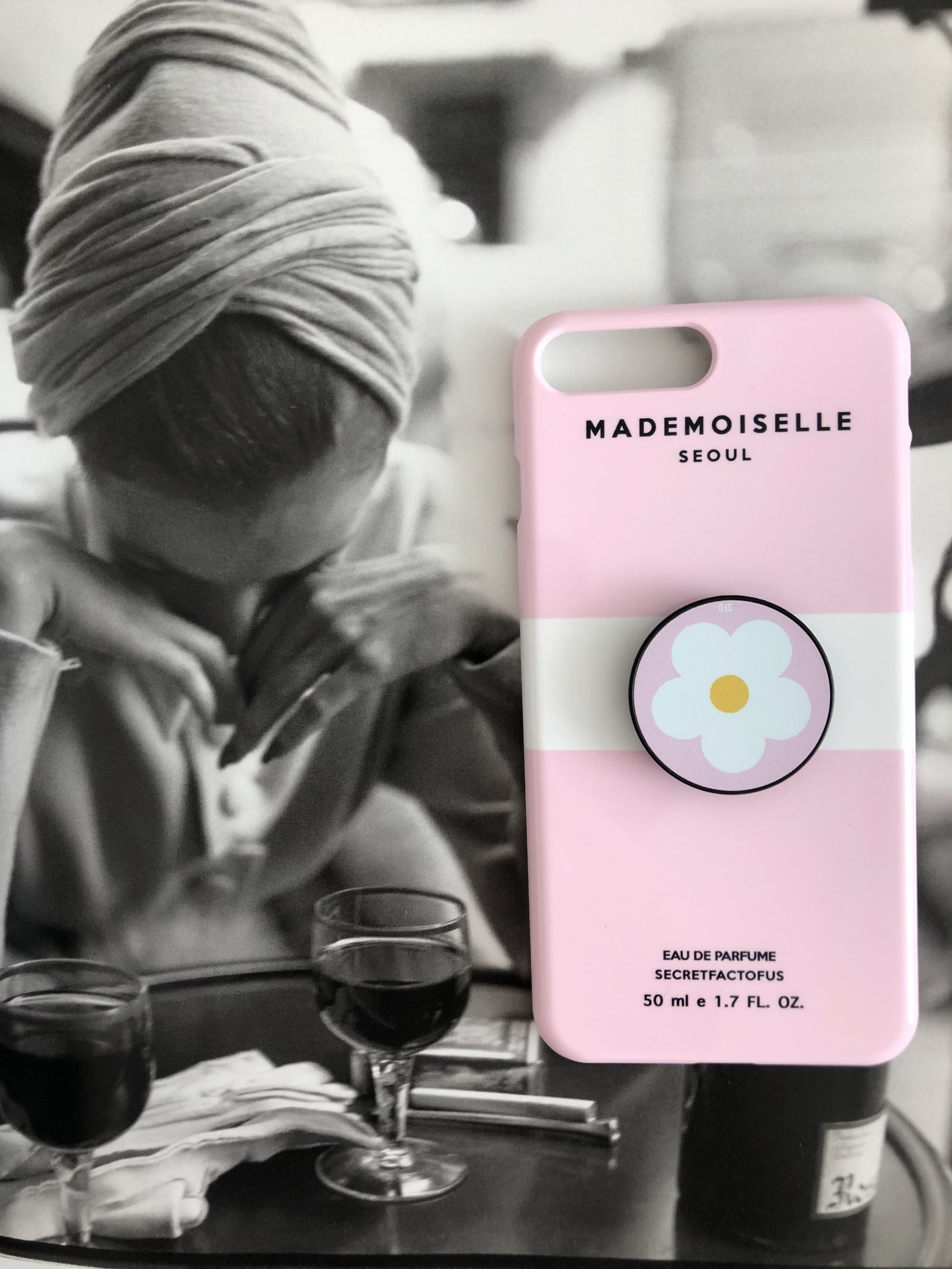 Mademoiselle [ Baby Pink ]