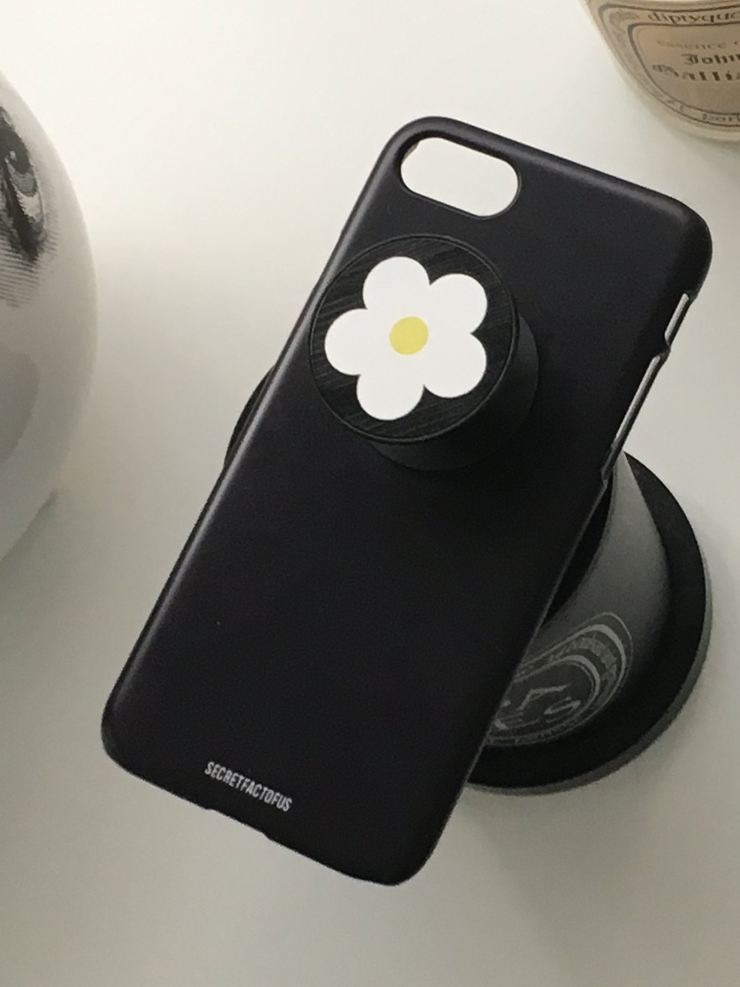 Simple Color Case [ Black ]